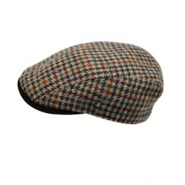 Harris tweed flatcap city sport