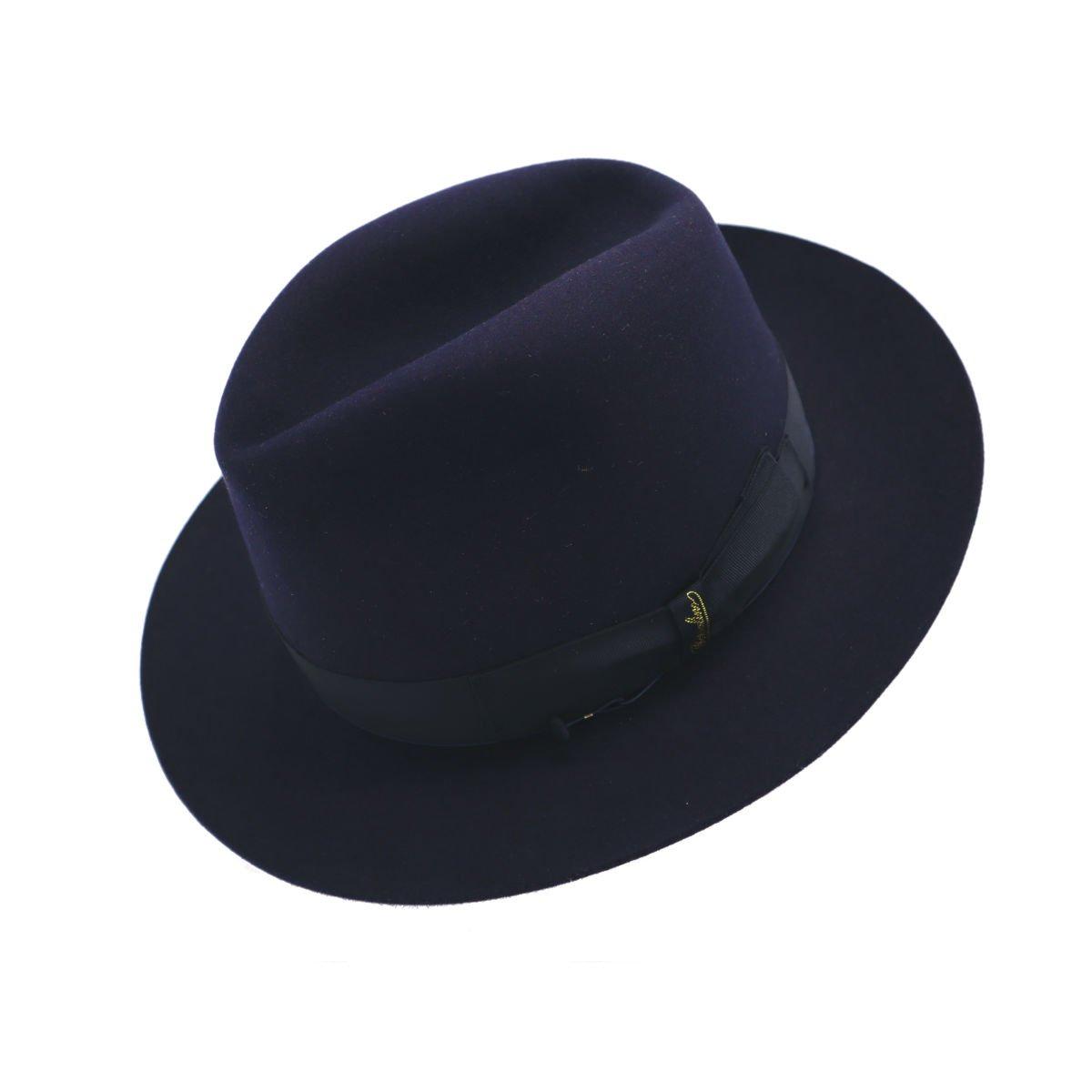 Bogaert hoed nightblue Borsalino