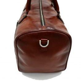 cognac duffelbag