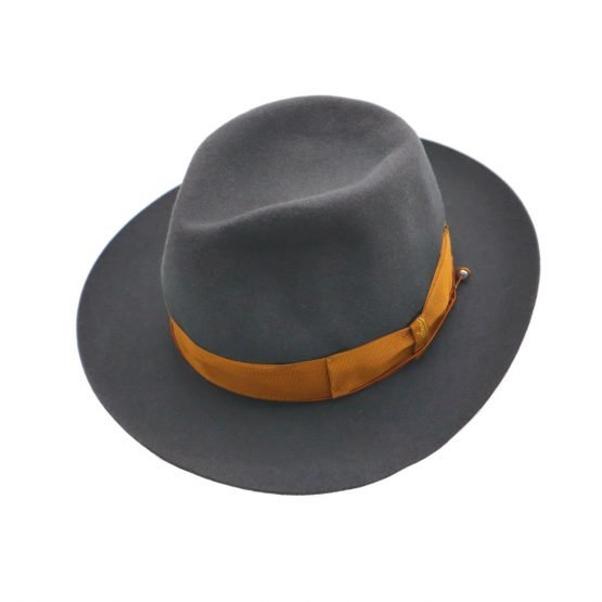 opvouwbare Borsalino hoed