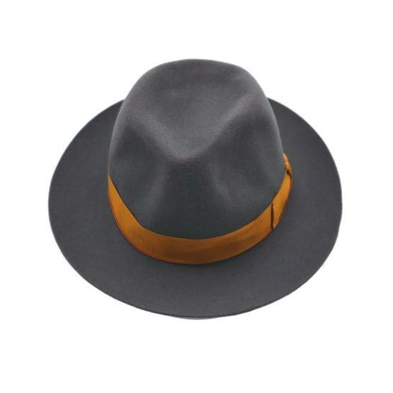 opvouwbare Borsalino hoed topshot