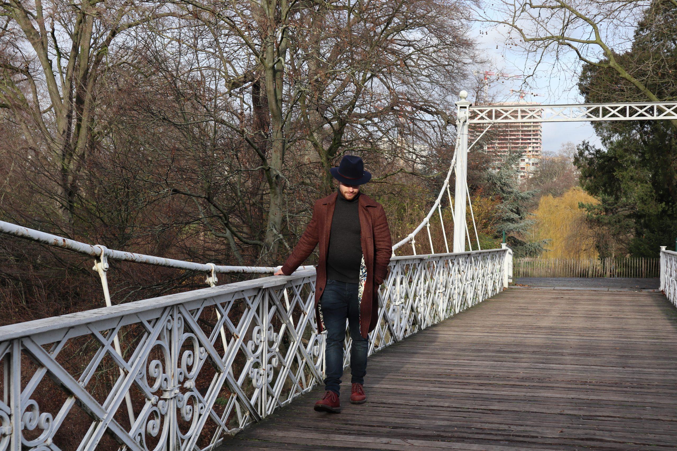 hoed in haarvilt bridge