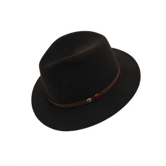 hoed in haarvilt panizza oak