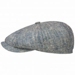 """The gatsby"" deluxe newspaperboycap Stetson"