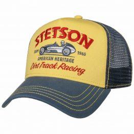"""""""racer"""" trucker cap stetson"""
