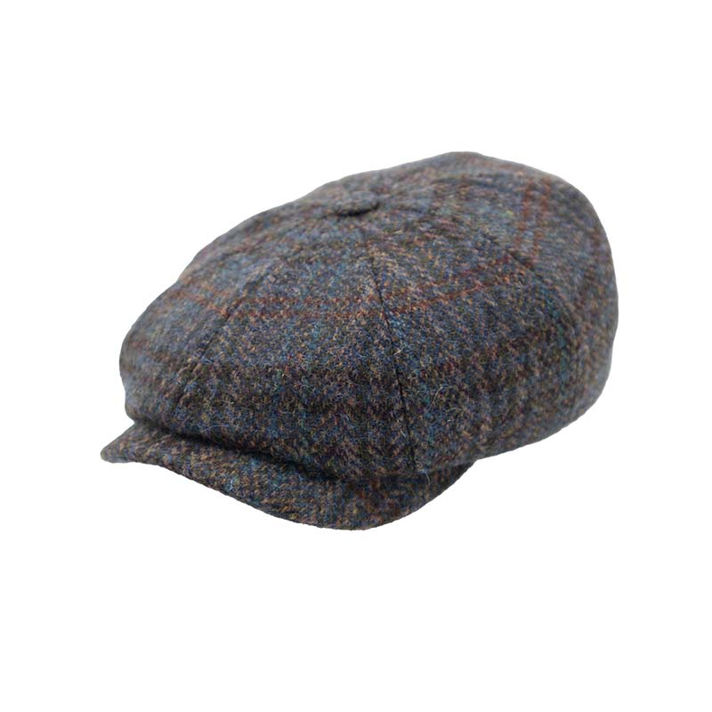 newspaperboycap_harris_tweed_Stetson_harbor_of_me_titled_shot
